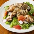 料理メニュー写真山賊サラダ