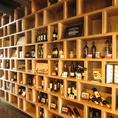 豊富なワインをご用意◎五島のワインなど、長崎ならではの銘柄も取り揃えております♪