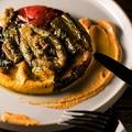 料理メニュー写真焼き野菜のマリネ