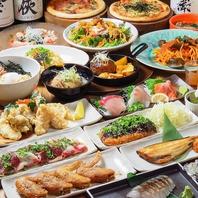 60種類以上のこだわり料理がすべて食べ放題!!