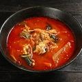 料理メニュー写真テグタンスープ(辛口)