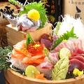 料理メニュー写真●新鮮!お造り五種盛