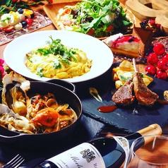 dining lounge concept B 新宿 TSUTAYA BOOK APARTMENT店のおすすめ料理1