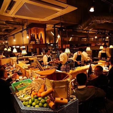 Kitchen Bar でんの雰囲気1