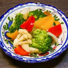 料理メニュー写真旬菜のピクルス