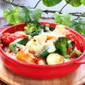 料理メニュー写真有機野菜のチーズドリア