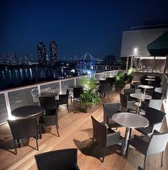 Frame cafe フレームカフェ デックス東京ビ-チの写真