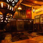 【3F】広々としたお座敷は、シーンに合わせて使えるプライベート空間です。[女子会/カフェ/鹿児島/中央駅/飲み放題/宴会/誕生日/肉]