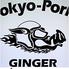 東京ポーク神社のロゴ