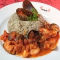 料理メニュー写真イタリアンピラフ
