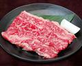 料理メニュー写真お値打ち和牛カルビ