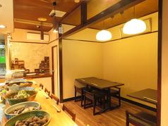 日本酒とおばんざい おでん酒場 呑の雰囲気1