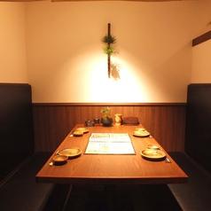 ◆4F◆2名様~席必ず個室でお通しいたします◆