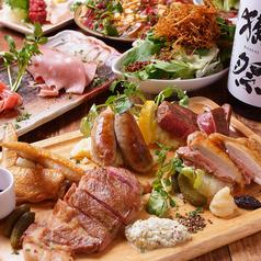 肉系居酒屋 肉十八番屋 虎ノ門店のおすすめ料理1