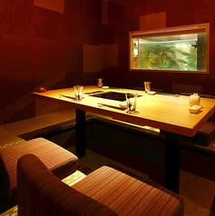 博多の砦 鍋や なだ山の雰囲気1