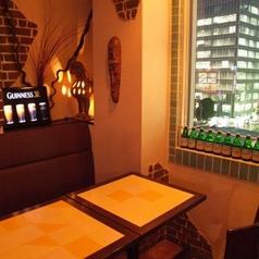 バステト カフェの雰囲気1