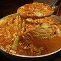 料理メニュー写真赤チー鍋