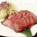 料理メニュー写真自家製 手作り焼豚