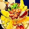 最近大人気のフルーツ盛り!キャバクラなどのケータリングでも引っ張りだこ!