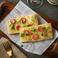 料理メニュー写真トマトとモッツァレラのアルタ―イオ