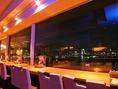 レインボーブリッジが見える特等席♪お台場デートやお友達とのお食事におすすめです☆
