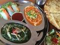 料理メニュー写真アジアンセット(アジアンランチ¥1,180)