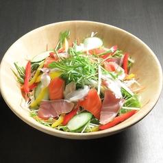 日替わり海鮮サラダ