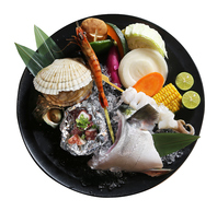 海鮮BBQセット1980円