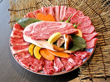 やき肉ホルモンや天福のおすすめ料理1