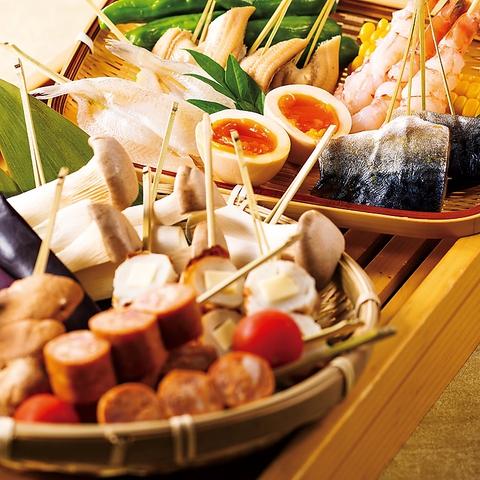 旬の食材と全国の名酒を楽しむなら「安具楽」完全個室60名様まで。各種ご宴会に◎