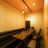 1F完全個室誕生日会やゆっくりお食事したいお客様にはぴったりのお席!席に限りがございますのでお早めにご予約を!【梅田#居酒屋#個室#宴会#誕生日#ランチ#食べ放題#飲み放題#肉寿司#ユッケ寿司#チョアチキン#野菜巻き串】