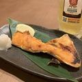 料理メニュー写真鮭のカマ焼き