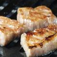 旨みがたっぷり詰まった厚切り焼肉が楽しめます!