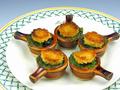 料理メニュー写真フランス産エスカルゴの緑香草バター焼き 3ヶ/6ヶ