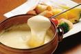 女性に人気の「チーズフォンデュ」とろーりとしたとろけたチーズと絡み合う食材…コラボが最高♪