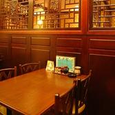 中国の雰囲気◎4名様掛けテーブル席