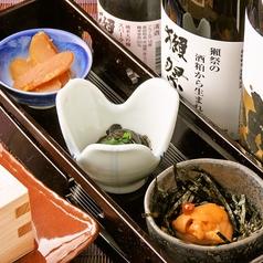 日本酒と串揚げ NANAYAのコース写真