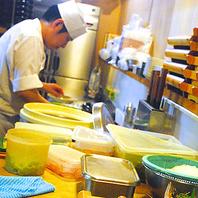 ◇手の込んだお料理の数々。