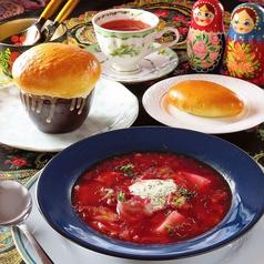 ロシアレストラン ペーチカの写真