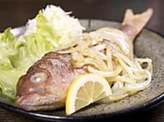 琉球居酒屋さむらいのおすすめ料理3
