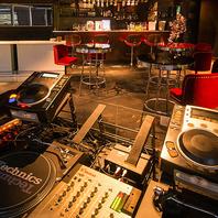 【パリピにも】DJパーティもできちゃう◎