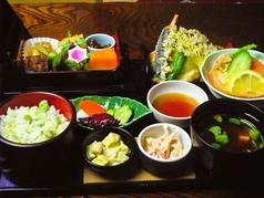 喜舟のおすすめ料理1