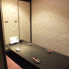 4名様完全個室★何名様でも完全個室へご案内★