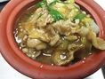 冬瓜豚肉あんかけ 週替わりのランチメニューです! 副菜、ご飯(おかわり出来ます)、スープ、デザート付 1100円(税込)