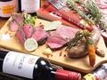 料理メニュー写真2918肉のグリルの4種盛り