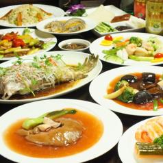 鹿鳴荘のおすすめ料理1