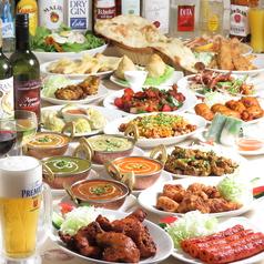インド アジアンレストラン&バー アゲノ