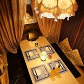 雰囲気抜群の店内は全席個室でご用意しております。2時間食べ放題&飲み放題宴会コース1980円~ご用意!河原町で個室&コスパ最強の居酒屋といえば「個室居酒屋 アホ盛り酒場くらうど!」♪宴会最大150名様まで可能です♪貸切もお気軽にお問い合わせください。