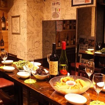 TOKYO イタリアン 泡家の雰囲気1
