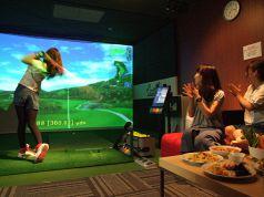 スイングアリーナジャパン さいたまスーパーアリーナ店 ゴルフバーの写真